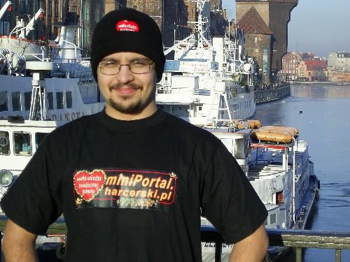 Koszulka na zywo