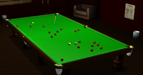 iSnooker 3D
