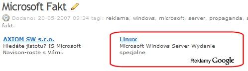 Microsoft Get The Fakt Polska - reklama