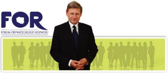 FOR - Forum Obywatelskiego Rozwoju