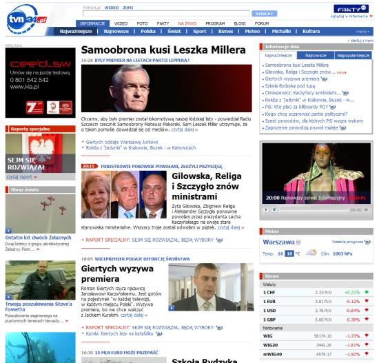 TVN24.pl redesigned