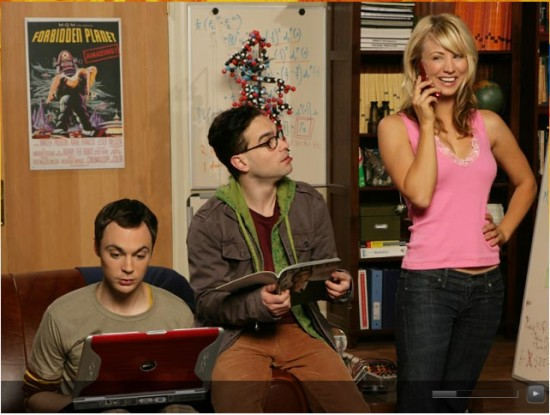 CBS: The Big Bang Theory