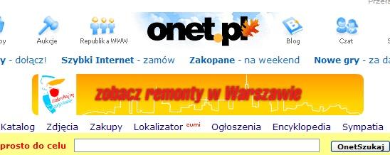 Remonty w Warszawie