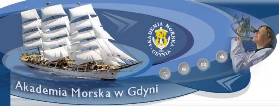 Akademia Morska w Gdyni - nowa strona
