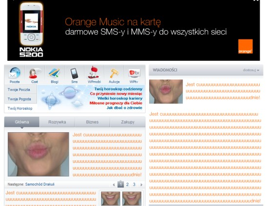 Orange Music - reklama Jest Cudnie