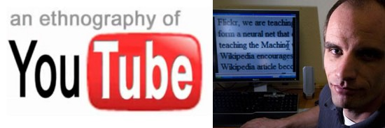Michael Wesch on YouTube