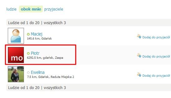 Bliziutko.pl do innych z Gda?ska