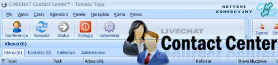 Live Chat Contact Center