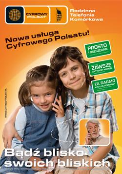 Cyfrowy Polsat plakat