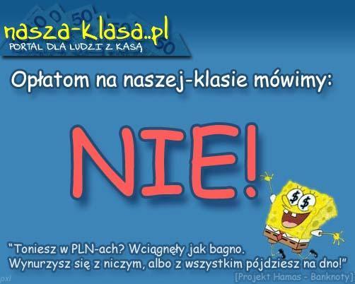 Nie p?ac? za NK ;)