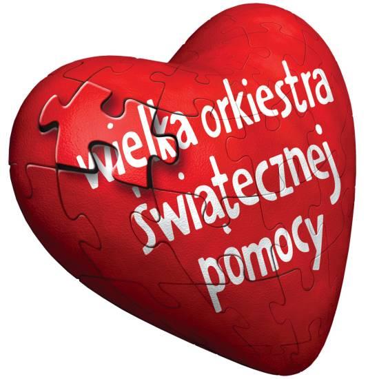 17. Finał Wielkiej Orkiestry Świątecznej Pomocy - logo