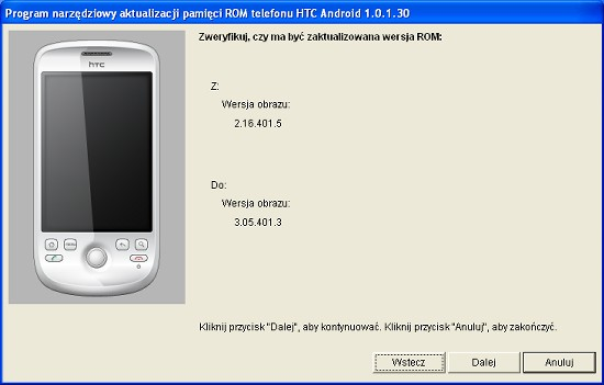 HTC Magic RUU (ROM Update Utility)