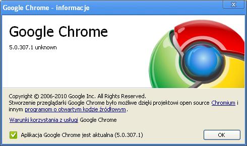 chrome 5.0.307.1
