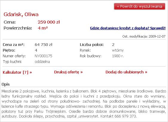 Mieszkanie Gda?sk