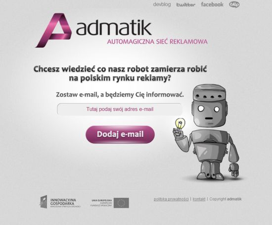 AdMatik.pl - Automagiczna sieć reklamowa