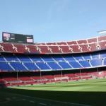 Camp Nou Trybuny