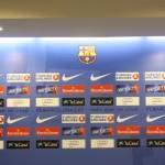 Ścianka z logosami sponsorów