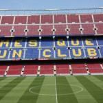 Camp Nou - trybuny
