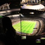 Tablica z największymi stadionami