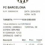 Potwierdzenie zakupu biletu