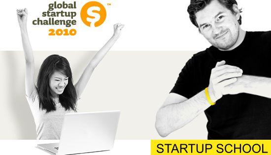 Global Startup Challenge vs Startup School