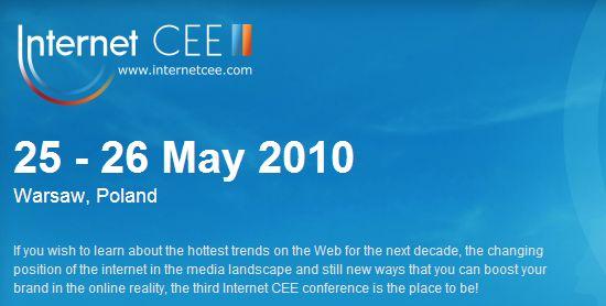InternetCEE 25-26 maja