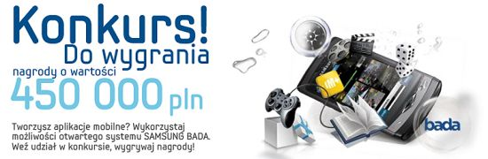 Konkurs Samsung Bada Developer Challenge