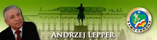 WWW Andrzeja Leppera