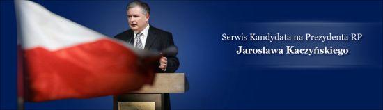 WWW Jaroslawa Kaczynskiego