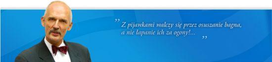WWW Janusza Korwin-Mikke