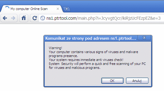 www.real.pl Malware!