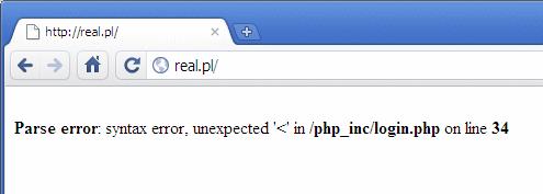www.real.pl zaatakowana
