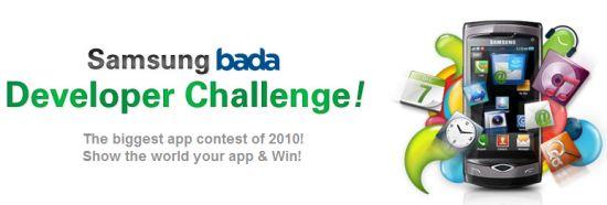 Samsung Bada Developer Challenge