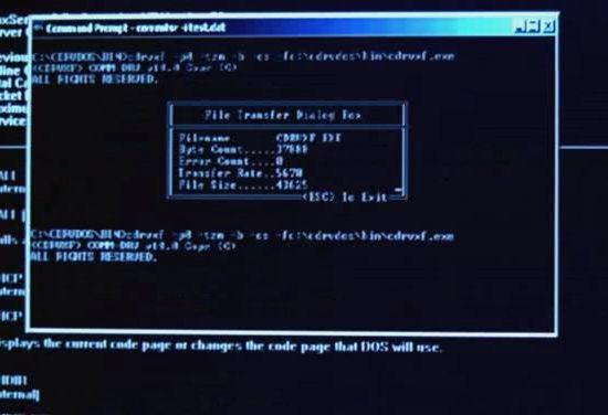 Splice ZModem/XModem/YModem File Transfer Utility