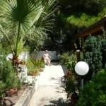Romitello - ogródek
