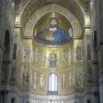Monreale - Chrystus Pantokrator