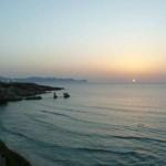 Terrasini - zachód słońca