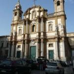 Palermo - Kościół Św. Dominika