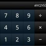 Domy?lny kalkulator