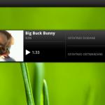 Widget do wideo - mały