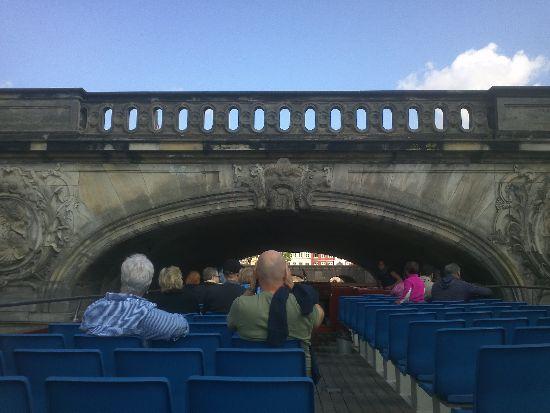 Mosty w Kopenhadze - rejs wycieczkowy
