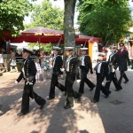 Parada, Ogrody Tivoli, Kopenhaga
