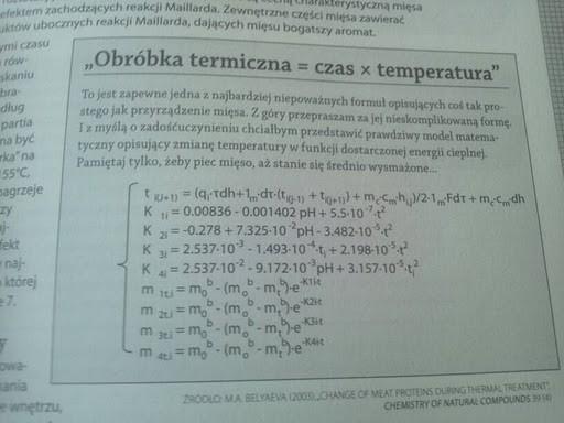 Właściwa temperatura pieczenia
