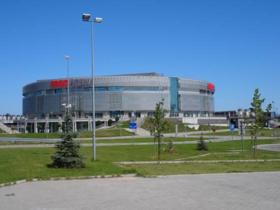 ERGO Arena w Gda?sku
