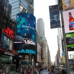 NASDAQ Times Square