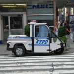 New York Police Car