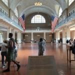 Hala główna Ellis Island Immigration Museum
