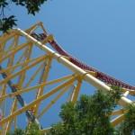 Jeden z rollercoasterów
