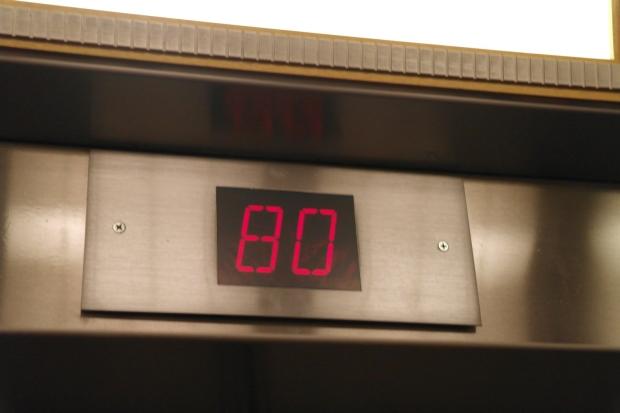 80 pi?tro Empire State Building