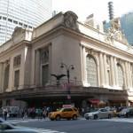 Grand Central Terminal z zewnątrz
